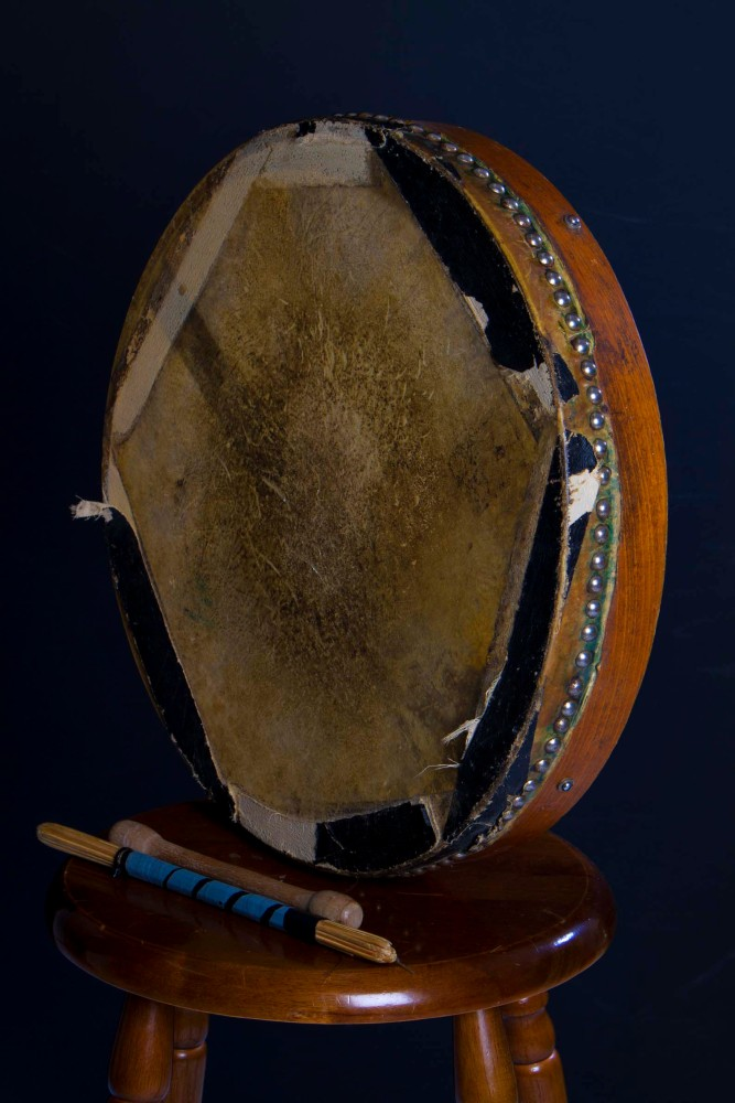 Day 173 The Bodhran (Photo A Day 2012)  (1/2)